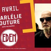Concert CharlElie Couture à l'Eden (Saint Jean d'Angély) - SAINT-JEAN-D'ANGELY